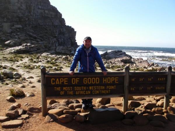 Cape Town, dünyanın alt ucu
